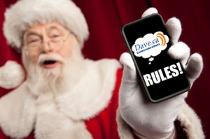 Santa says Dave.ca RULES!