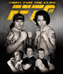 Fight for the Cure TRUDEAU vs BRAZEAU
