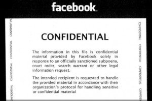 If the Police Subpoena Facebook For Your Records - What Do They Get?
