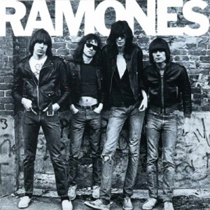 The Ramones' First Album Released 36 Years Ago
