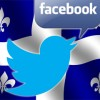Do Twitter or Facebook Followers Predict Quebec Election Results?
