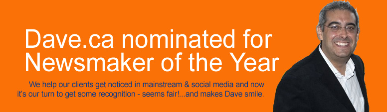 Newsmaker of the Year Nomination
