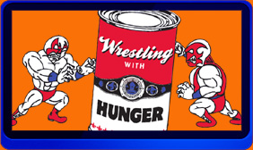 Wrestling With Hunger